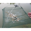 New Folded Fishing Net Small Fish Shrimp Minnow Crab Baits Cast Mesh Cage Trap