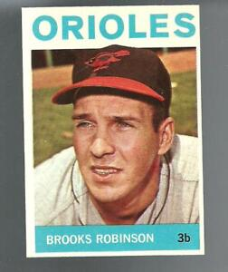 1964-TOPPS-BROOKS-ROBINSON-BALTIMORE-ORIOLES-NM