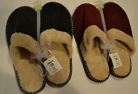 Womens Carey Slippers By Target Gray Or Maroon