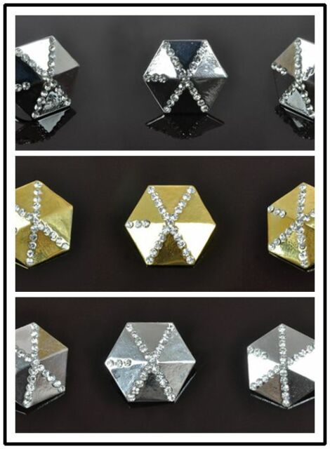 K-pop EXO Logo jewelry Ring EXO-K EXO-M Kris Luhan Tao Chen Kai Suho Sehun Lay