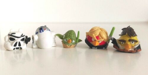 ANGRY BIRDS STAR WARS TELEPODS /& NONE TELEPODS Angry Bird Sets