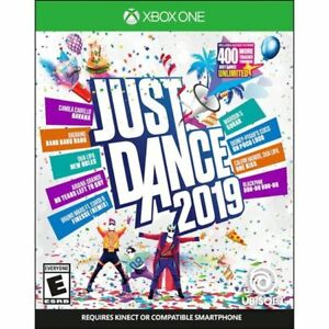 Just-Dance-2019-Xbox-One-XB1-Brand-New-Factory-Sealed