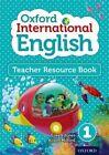 Oxford International English Teacher Resource Book 1 by Eileen Jones, Alison Milford (Mixed media product, 2014)