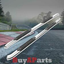 """2004-2008 FORD F150 SUPER CAB 4"""" S/S CURVED NERF STEP BAR RUNNING BOARDS CHROME"""