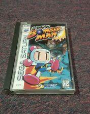 Saturn Bomberman (Sega Saturn, 1997)