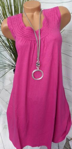 721 Pink Sheego Kleid Jerseykleid Shirtkleid long Shirt Gr 44-50 Pink Ton