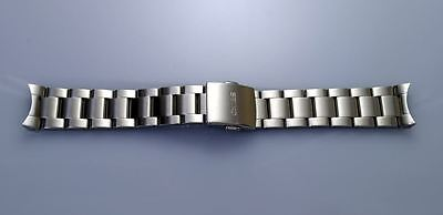 20mm Seiko band Stainless Steel D3A7AB Fits SARB013 SARB015 SARB017