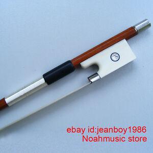 NEW Pernambuco Violin Bow Flexibility Fast Response White Natural Frog 4/4 Bows