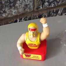 1991#Vintage Wwf Wwe Wrestling Superstars Ink Stamper - Hulk Hogan