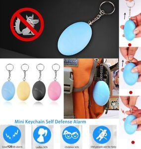 Emergency Self Defense Keychain Personnel Sécurité Alarme Sirène Survie Sifflet UK-afficher le titre d`origine n3g0xc6V-07134649-897458464