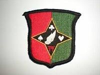 Us Army 101st Sustainment Brigade Patch (proposed Design) - Color