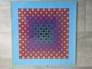 Victor-Vasarely-Vol-2-Folklore-Global-Edition-Griffin-Neuchatel