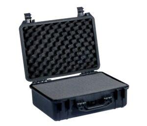 MALLETTE ETANCHE SECURITE TRACTEUR GPS TRANSPORT MOUSSES PROTECTION
