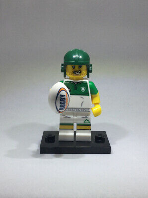 Lego 71025 Minifiguras Lego Serie 19-jugador de rugby