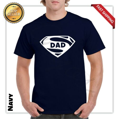 Super Dad T-Shirt Funny Superhero Father/'s Day Tee Shirt