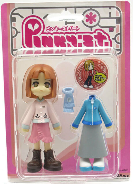Pinky:st Street Series 3 PK007A Pop Vinyl Toy Figure Doll Cute Girl Bratz Japan