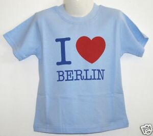 Kinder-T-shirt-I-Love-Berlin