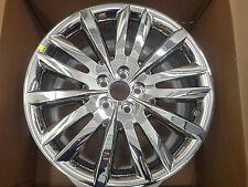 "2011-2014 Lincoln MKX 20"" chrome clad wheel OEM BA1Z-1007-B"