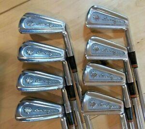 Vintage-Ben-Hogan-PRODUCER-Iron-Set-3-PW-8-clubs-Legend-Steel-Shafts-3-reg