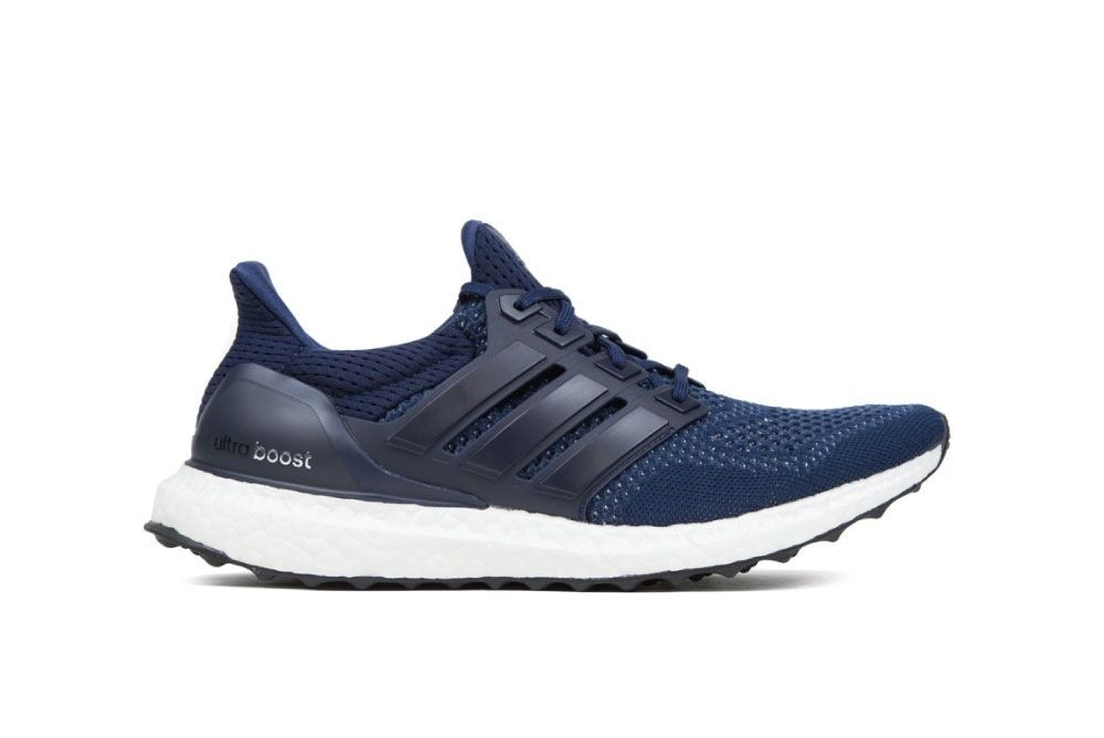 Adidas NAVY Ultra Boost Men's size  RARE Authentic S77415 LIMITED Athletic Shoes