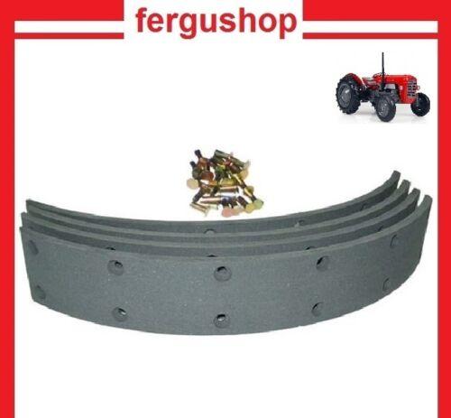 Bremsbelagsatz FB MF35 FE35 MF35X MF133 MF135 MF140 MF145 MF148 /< MF245 Massey