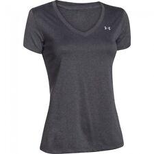 Under Armour Women's Tech V-Neck Short Sleeve Shirt SIZE 14