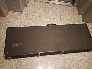 1970 Gibson Sg Standard Case -- Made In Usa-afficher Le Titre D'origine Promouvoir La Production De Fluide Corporel Et De Salive