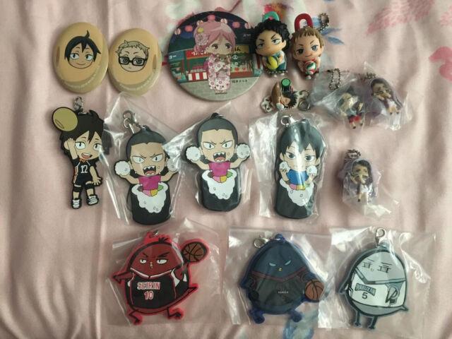 Haikyuu Anime Merchandise - Anime Wallpaper HD