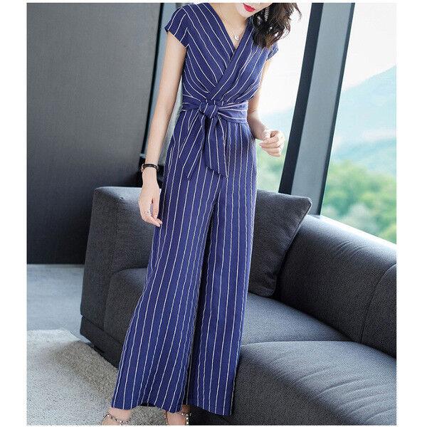 Élégant dress gown full suit bluee white soft long long long slim soft 4440 2543cd