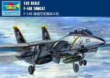 Trumpeter Grumman 1/32 03202 F-14b Tomcat Model Airplane Kit