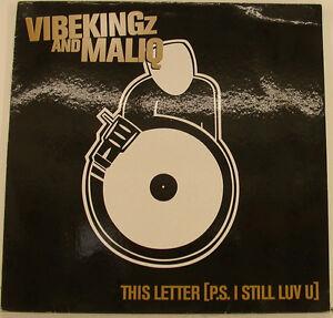 VIBEKINGZ-AND-MALIQ-CECI-LETTER-P-S-J-ai-STILL-LUV-U-12-034-MAXI-SINGLE-i84