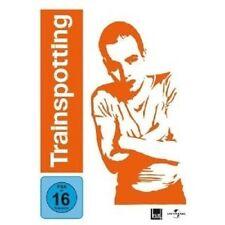TRAINSPOTTING -  DVD NEU EWAN MCGREGOR,EWEN BREMNER,JONNY LEE MILLER