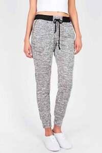 Innovative  Womens Slim Fit Cuffed Fleece Tracksuit Bottoms Pants Joggers  EBay