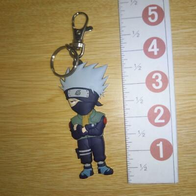 Naruto Boruto Akimichi Chouchou Rubber Key Chain Anime Manga Licensed MINT