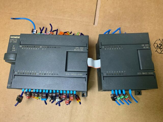 Siemens Simatic S7 6ES7 214-1AD22-0XB0 SPS CPU Module