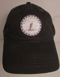 3a023ff018d Port Chilkoot Distillery Hat Cap Haines Alaska USA Embroidery Beer ...