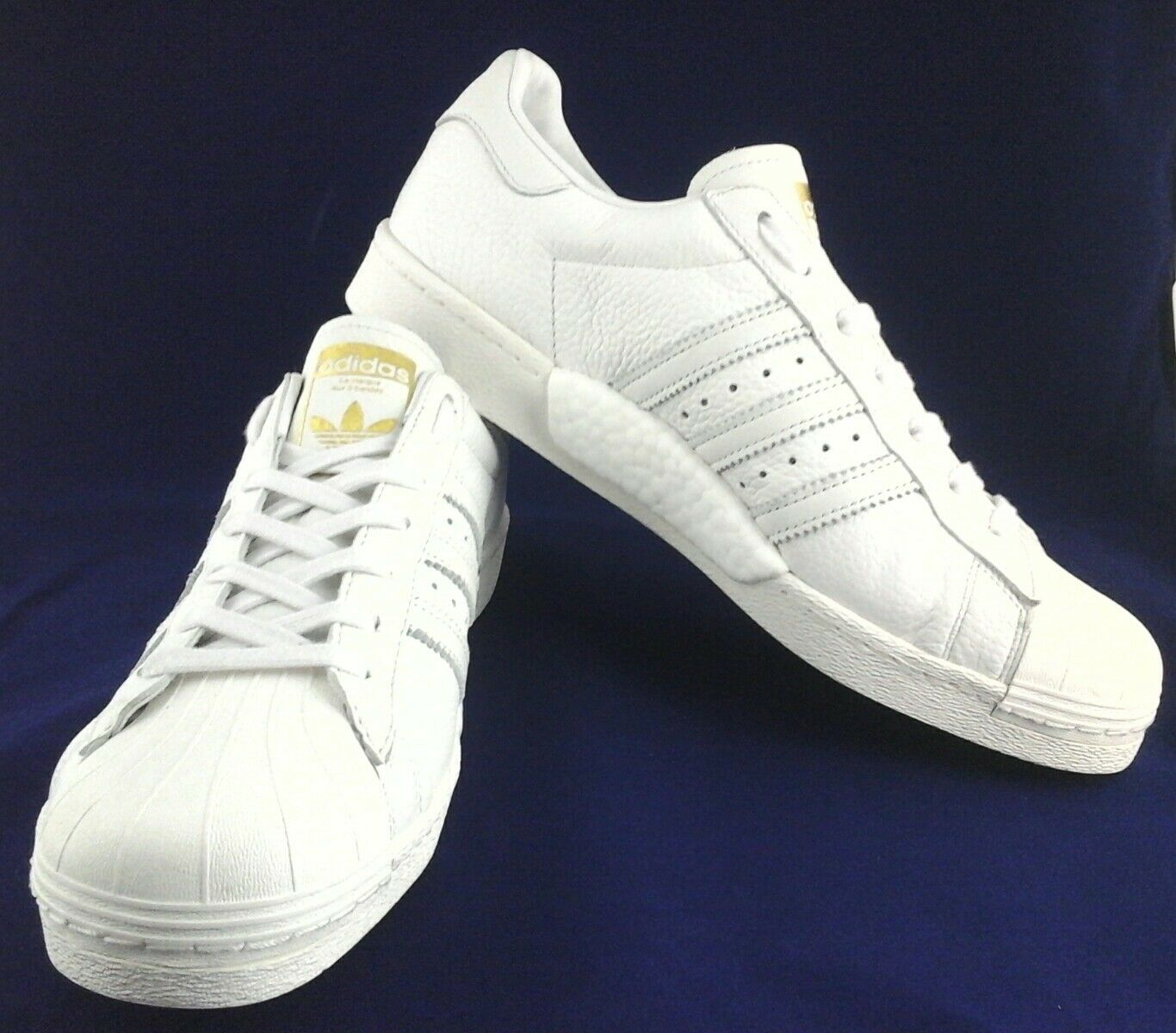ADIDAS SUPERSTAR BOOST BOOST SUPERSTAR Zapatillas Para hombre Originals Apagado Blanco BB0187 US 11.5 * f51726