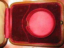 Original Patek Philippe Uhrenbox für TU, vintage pocket watch case for repeater