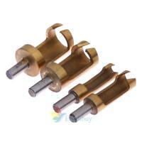4xtitanium Wood Plug Cutter Cutting Drill Bit Woodworking Tool Bored 6-16mm Hole on sale