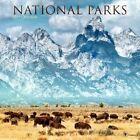 National Parks - 2017 Calendar 30 X 30cm