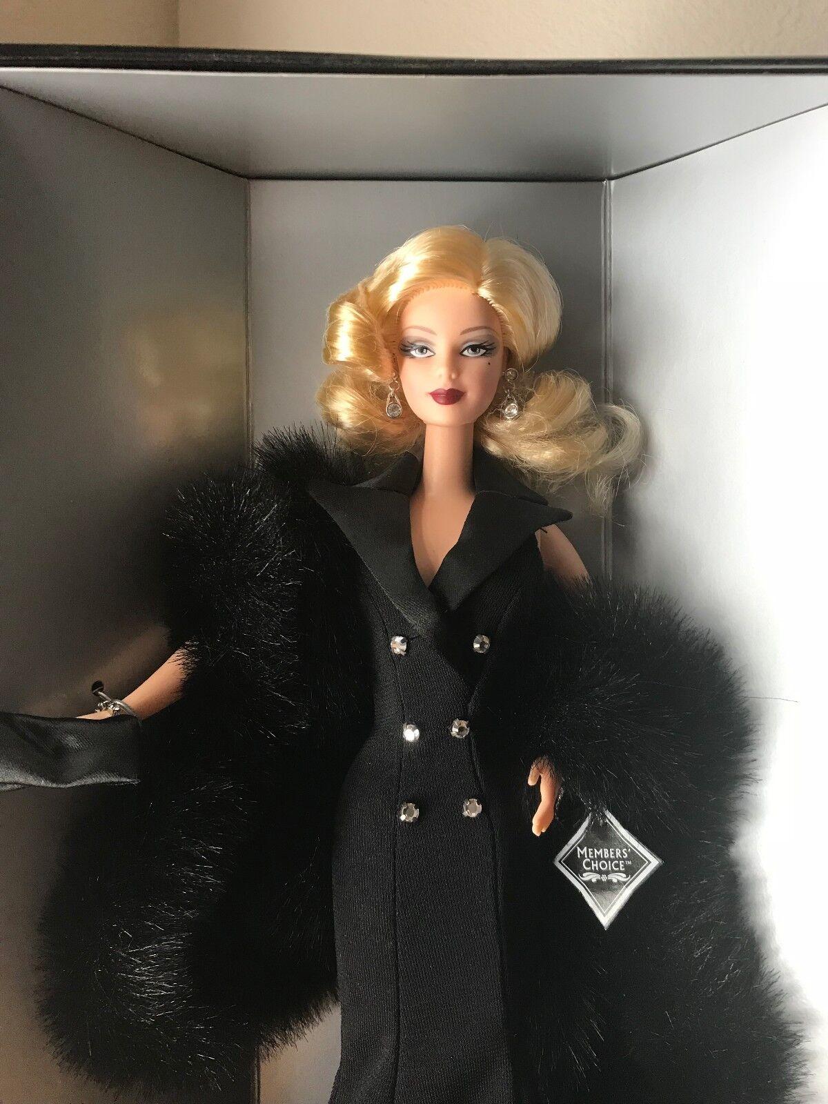 Elección de Barbie 2001 miembros  Muñeco De Esmoquin De Medianoche Y Conjunto