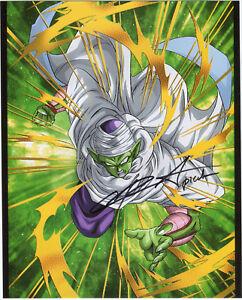 Chris-Sabat-Piccolo-Dragon-Ball-Z-Signed-8x10-Photo-Auto-DragonBall