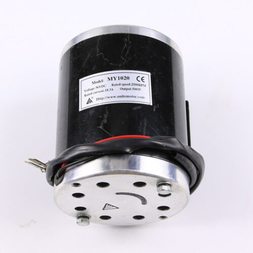 36V 500w Brush Motor Speed Controller Box Electric Bike Scooter ATV Bicycle Razo