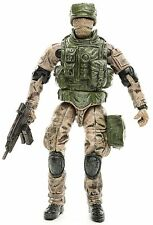 "BBI Elite Force Combat Command 3.75"" Action Figure Army Navy Marine"