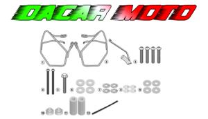 36a25c227b Caricamento dell'immagine in corso Telaietti-specifici-per-borse-laterali- Easylock-KTM-Duke-