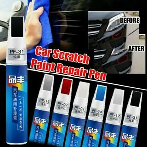 6-Color-Car-Coat-Care-Touch-Up-Clear-Scratch-Repair-Remover-Paint-Pen-Applicator