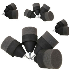 30PCS Black Sponge Foam Tipped Arrows Larp Archery Battle Tagging Game st