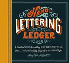 Hand-lettering Ledger von Mary Kate McDevitt (2014, Gebundene Ausgabe)