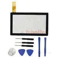Usa-new Replacement Touch Screen Digitizer For Irulu Ak351 7 Inch Tablet Pc Fu8