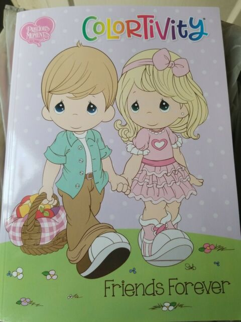- Vintage 1992 Precious Moments Coloring Book For Sale Online EBay